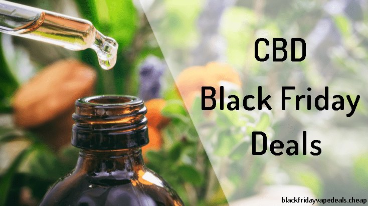 CBD Black Friday