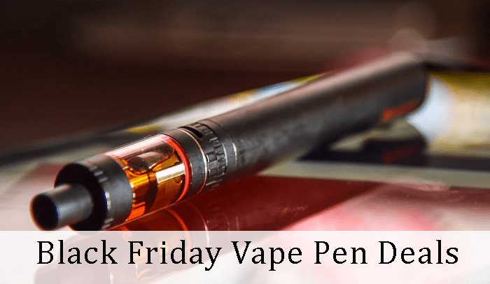 Vape pen Black Friday